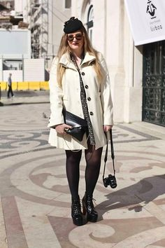 LFW DAY 3  (by Rita CooperM) http://lookbook.nu/look/3296715-LFW-DAY-3