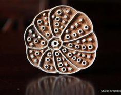 textile stamp tjaps pottery stamp hand carved blocks adinkra