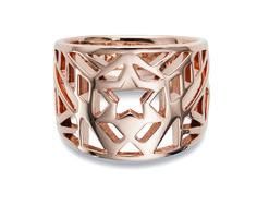 caï jewels | rosegold ring | fall/winter 2014/2015 | cai women | unisex crosses | www.cai-jewels.com