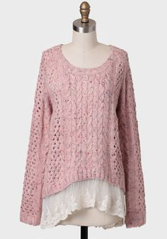 Carolyn Speckled Sweater this adorable sweater pairs well with boyfriend jeans and ankle boots for a rustic effect.