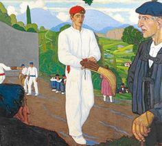Tillac, ce peintre fasciné par la singularité basque - Le Journal du Pays Basque