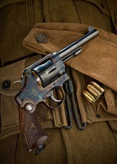The World Expositor | Smith and Wesson Classic Heritage Model 1917 by...
