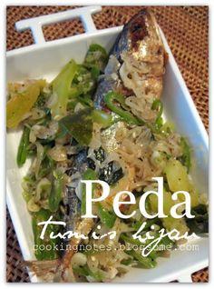 Peda Tumis Hijau (Indonesian Food)