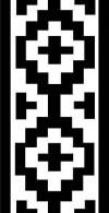 Significance of Mapuche Symbols (mural quincho iyo Inkle Weaving, Inkle Loom, Tablet Weaving, Bead Loom Patterns, Weaving Patterns, Cross Stitch Patterns, Maori Designs, Aztec Designs, Gaucho