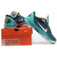 http://www.asneakers4u.com/ Nike Zoom Kobe Venomenon 3 Green/White Sale Price: $65.80