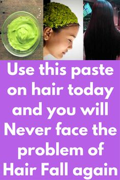 Use this paste on hair today and you will Never face the problem of Hair Fall again Hair loss can be caused by various factors, including harsh shampoos, chemicals, pollution etc. Luckily, there is also a natural remedy which can give excellent results.Things you will need to make this Miracle Green mask. Avocado – 1 medium size, fully ripe (Butter fruit) Olive Oil – 2 teaspoon Egg white – 1 Cut the …
