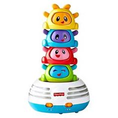 Fisher-Price Bright Beats Build-A-Beat Stacker : Target Ariel Christmas list Light up toys that play music and encourage learning