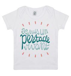 T-Shirt pour bébé cool - Livraison Gratuite - Bebetshirt Accessoires  Couture f46494f66b5