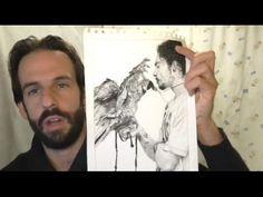 El loro y su dueño - The parrot and its owner