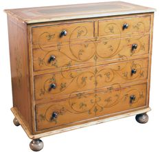 Http Www Eddywest Com Home Furniture Artist Touch Three Piece Stack Chest
