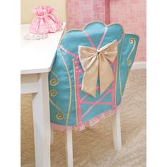 Princess Bow Chair Cover, 89658