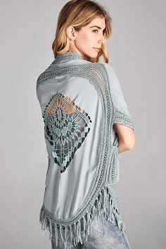 The Wanderer Cardi (Grey)