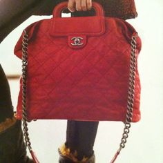 Chanel.  In love.