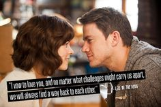 Love Quotes From Movies Brilliant The 30 Most Romantic Movie Quotes Ever  Pinterest  Romantic Movie