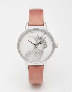 Olivia Burton Big Dial Woodland Bunny Watch (Promo code: RMNAUG15 for 10% off)
