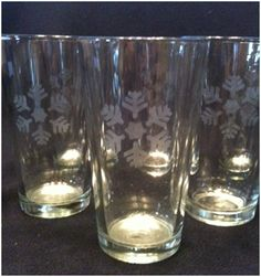 Frugal Christmas Gifts Day 19: DIY Etched Glass - MoneySavingQueen - December 2011