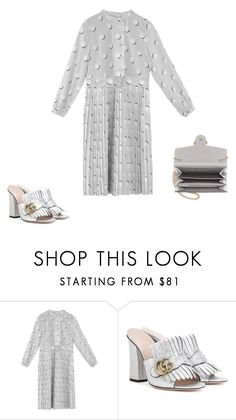 """Untitled #10369"" by explorer-14576312872 ❤ liked on Polyvore featuring Gucci"
