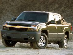 Chevrolet Avalanche North Face Edition '2002