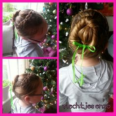 Anna hairstyle #frozenhairstyle