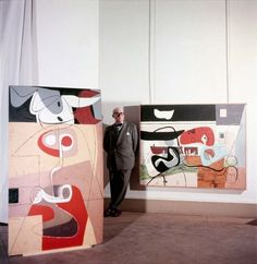 Le Corbusier - Musée national d'art moderne