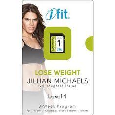 Ifit Jillian Michaels Weight Loss Program Level 1, (jillian michaels, fitness, ifit), via https://myamzn.heroku.com/go/B003C4ZKE2/Ifit-Jillian-Michaels-Weight-Loss-Program-Level-1