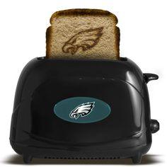 Philadelphia Eagles Toaster - Black
