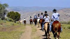 Horse Back Riding  Stepp Stables located on Camp Pendleton is open to the public and offers trail rides. Boasting some of the best trail riding in San Diego! #thingstodo #NorthCounty #SanDiego #horseback #camppendleton
