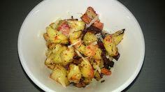 AlzBeth´s LifeStyle: Pečené brambory s tetkou Řepkou a Karotkou