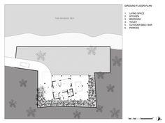 Elathur House,Ground Floor Plan