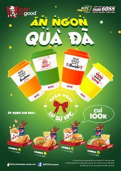 Khuyến mãi KFC ăn ngon quà đã nhân dịp Noel 2014 và năm mới 2015