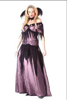 Amethyst Fairy Kostüm Gr. 36-38 S/M | horror-shop.com
