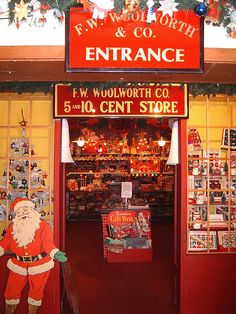 Woolworth Entrance | Flickr - Photo Sharing!