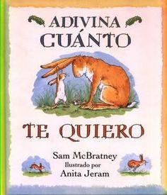 """Adivina cuánto te quiero"" - Sam BcBratney (Kókinos)"