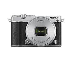 Introducing Nikon Digital SLR camera standard power zoom lens kit Silver Nikon 1 J5  International Version. Great product and follow us for more updates!