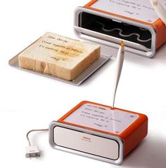 Sasha Tseng toaster