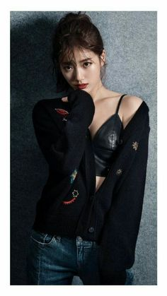 Suzy (수지) is a South Korean actress and solo singer under Management SOOP. Suzy debuted as a member of MissA in March 2010 under JYP En. Bae Suzy, Asian Woman, Asian Girl, Korean Actresses, Actors & Actresses, Miss A Suzy, Get Skinny Legs, Idole, Jennie Blackpink