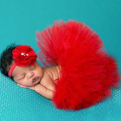 Red newborn baby tutu set A full quality tutu set. Perfect for every little princess. Custom orders are accepted. Contact us for details. Newborn Tutu, Newborn Shoot, Newborn Headbands, Infant Tutu, Newborn Pictures, Baby Pictures, Newborn Pics, Red Tutu, Valentines Day Baby
