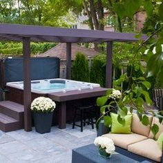 Backyard Retreat Home & Leisure - Oakville, ON, Canada. Hot Tubs, Swim Spas, Pools, Patio Furniture & Outdoor Leisure Accessories to enhance your time spent at home
