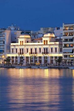 Greece, Mansions, House Styles, City, Home Decor, Greece Country, Mansion Houses, Room Decor, Mansion