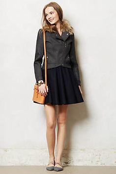 Outfits: Paris Street Style - Dresses - anthropologie.com