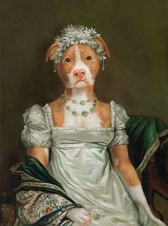 dorian greyhound & co. portraits
