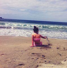 girl + sea