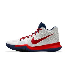 sports shoes 5021c b852f Kyrie 3 iD Men s Basketball Shoe Nike Id, Basketball Shoes, Kyrie 3,  Sneakers