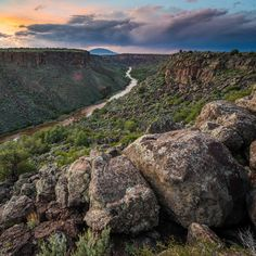 Rio Grande Del Norte is a new and rugged national monument composed of high mountain plains, volcanic cones, and wild rivers. What you need…