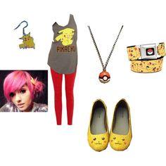 Leda Pokemon Outfit