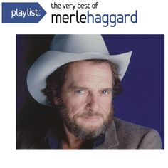 "The #Merle #Haggard #PLAYLIST COLLECTION centers on his latter-day work for #Epic, and shows that there was more to the #Hag's story than just the #Bakersfield sound. With fuller production and more sophisticated songcraft, tunes like ""Are the Good Times Really Over"" and ""That's the Way Love Goes"" stand as solid entries in his storied canon. #MerleHaggard #MerleHaggardPlaylist #CD #BestOf #GreatestHits #Country"