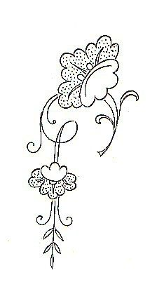 A nice blog with lots of beautiful vintage embroidery patterns