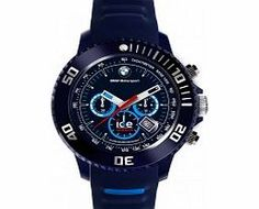 Ice-Watch Mens BMW Motorsport Chronograph Big The Mens BMW Motorsport Watch BM.CH.BLB.B.S.14 is a great example of the Ice-Watch watch range. You can buy with confidence that your BM.CH.BLB.B.S.14 Mens BMW Motorsport Watch is fully covered by the http://www.comparestoreprices.co.uk/mens-watches/ice-watch-mens-bmw-motorsport-chronograph-big.asp
