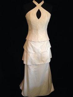 Lambert -creations' Aurore' Lace bodice & skirt sample