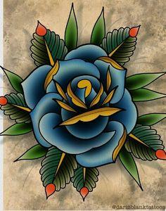 Épinglé par darin blank sur my artwork flower tattoos, traditional tattoo f Skull Tattoo Flowers, Flower Tattoo On Side, Flower Tattoo Shoulder, Flower Tattoos, Old School Tattoo Designs, Japanese Tattoo Designs, Flower Tattoo Designs, Rosa Old School, Old School Rose